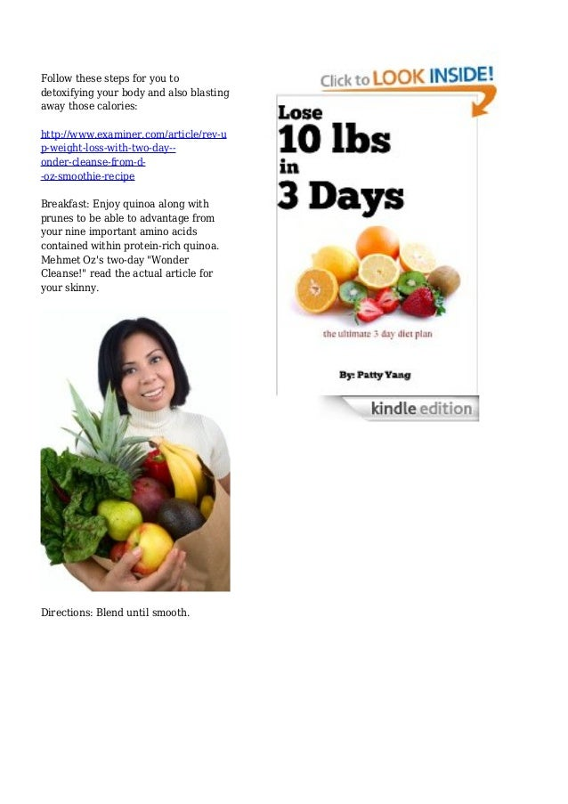 Custom diet plan for weight loss