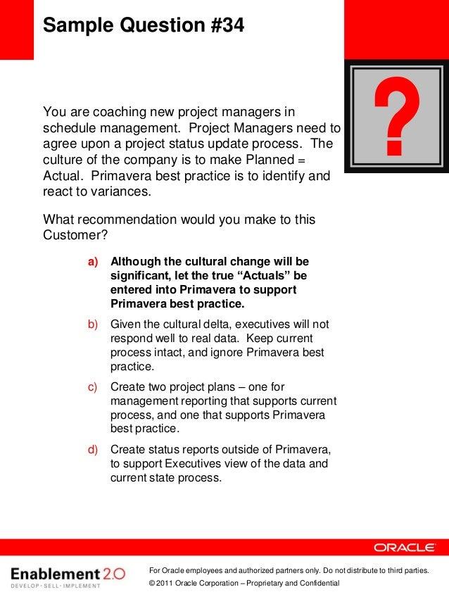 primavera p6 enterprise project portfolio management 8 essentials 1 rh slideshare net Pm Best Practices PMI Project Management Best Practices