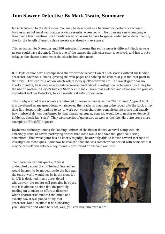 Tom Sawyer Story Book
