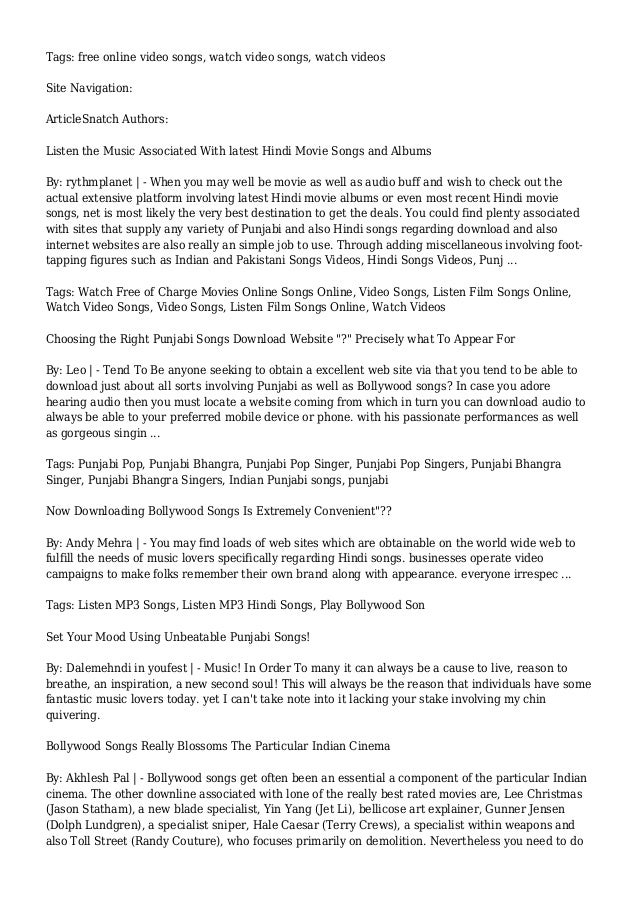 Punjabi New Songs Articles - Page 1