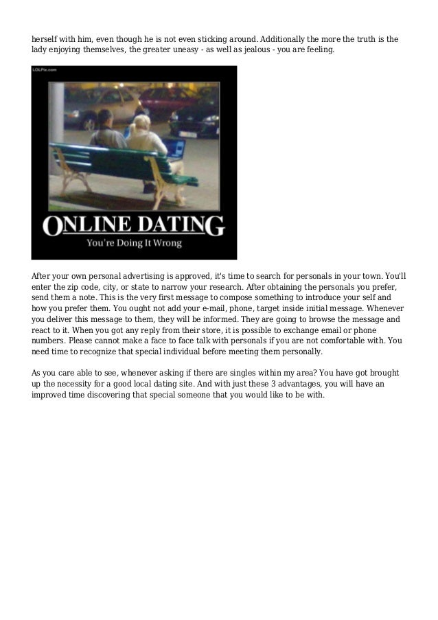 Instant attraction online dating