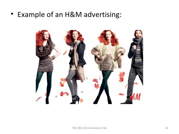 a description of the distribution channels at clothing retailer hennes and mauritz H&m started off as a pallet delivery courier in warrington in the north west of england now, h&m is a national-based pallet delivery service and distribution company offering a whole array of logistical services throughout europe and beyond.