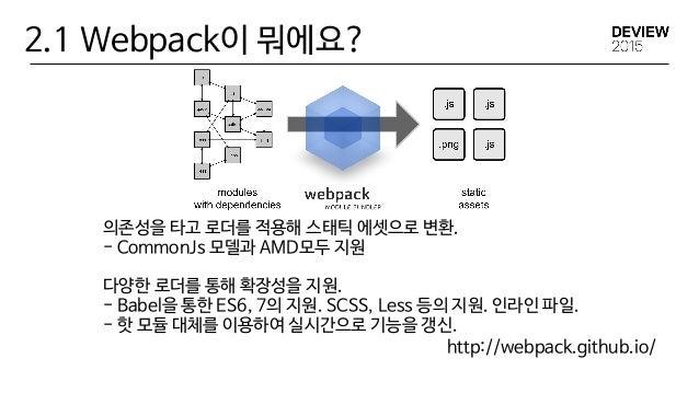2.3 웹팩, 수행