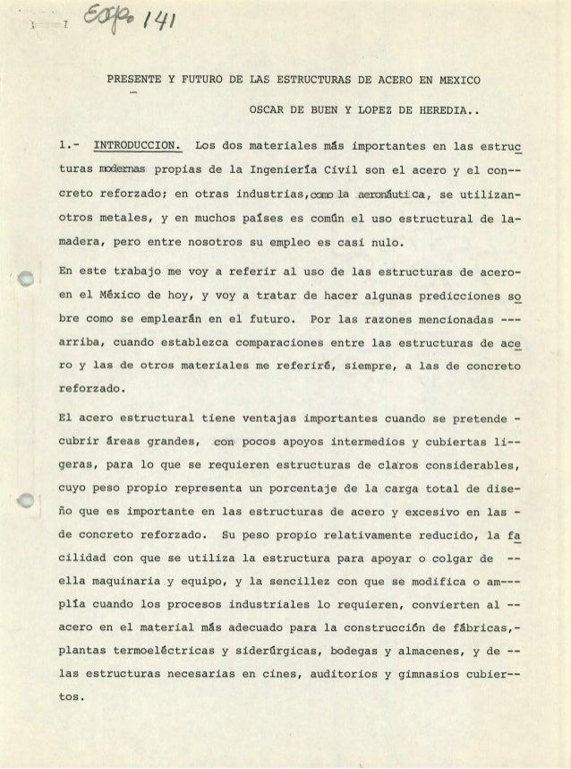 e41cefcda38c PRESENTE Y FUTURO DE LAS ESTRUCTURAS DE ACERO EN MÉXICO