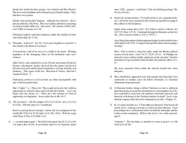 Notes For 1 2 Corinthians Chuck Missler