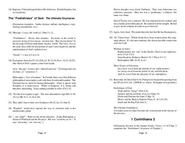 chuck missler proverbs pdf