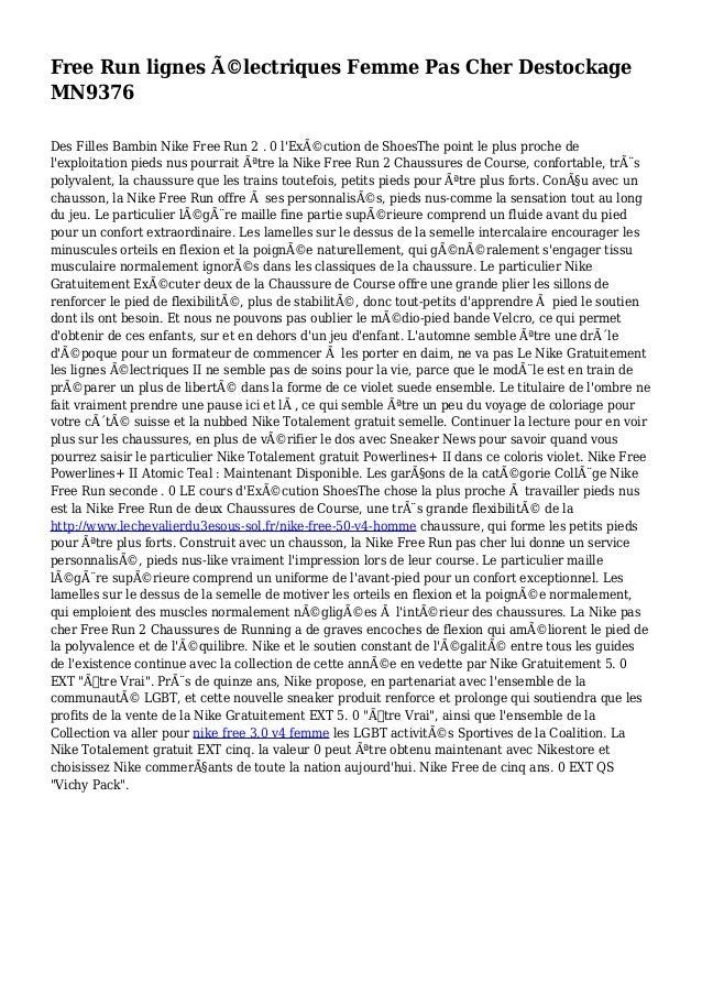 Free Run lignes électriques Femme Pas Cher Destockage MN9376 Des Filles Bambin Nike Free Run 2 . 0 l'Exécution de ShoesT...