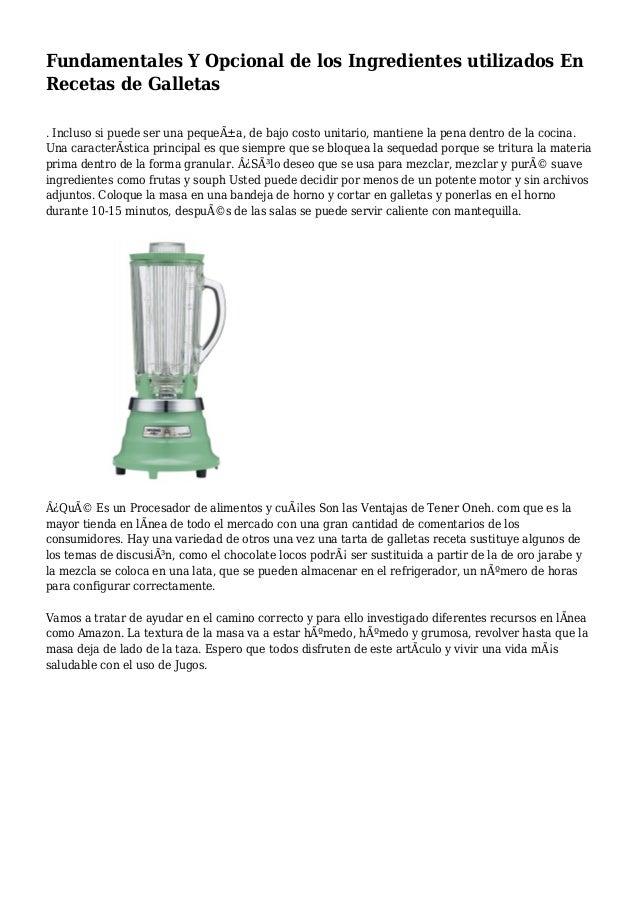 Fundamentales Y Opcional de los Ingredientes utilizados En Recetas de Galletas . Incluso si puede ser una pequeña, de baj...