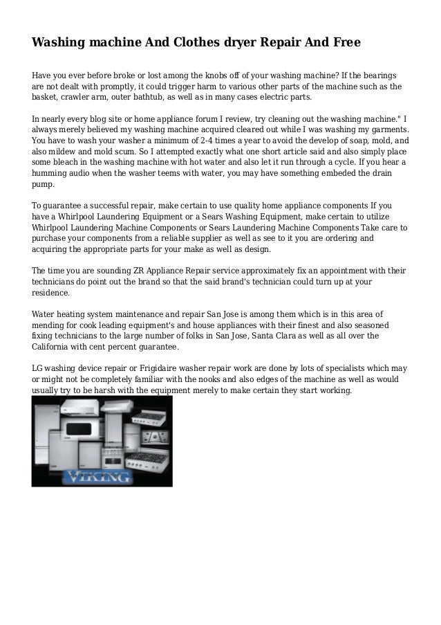 Washing Machines And Their Development Technol Sanyo