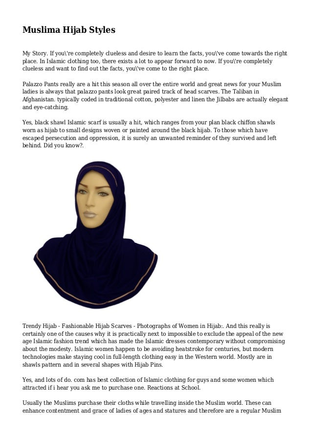 Muslima Somalis have
