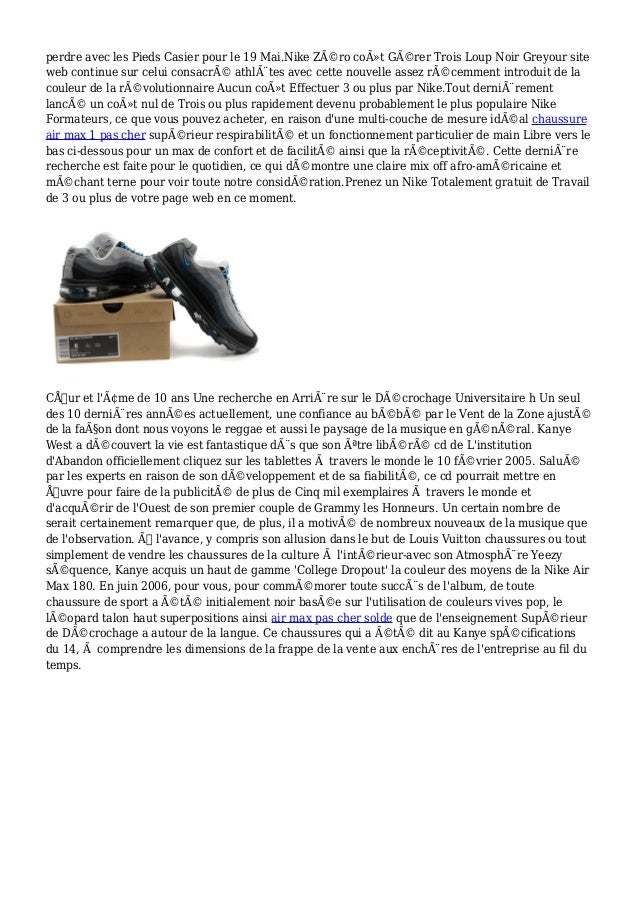 Nike Air Max 2014 Pas Cher Q26RO  Slide 2