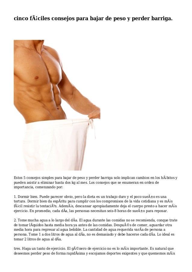 Como eliminar grasa del abdomen y cintura en una semana picture 3