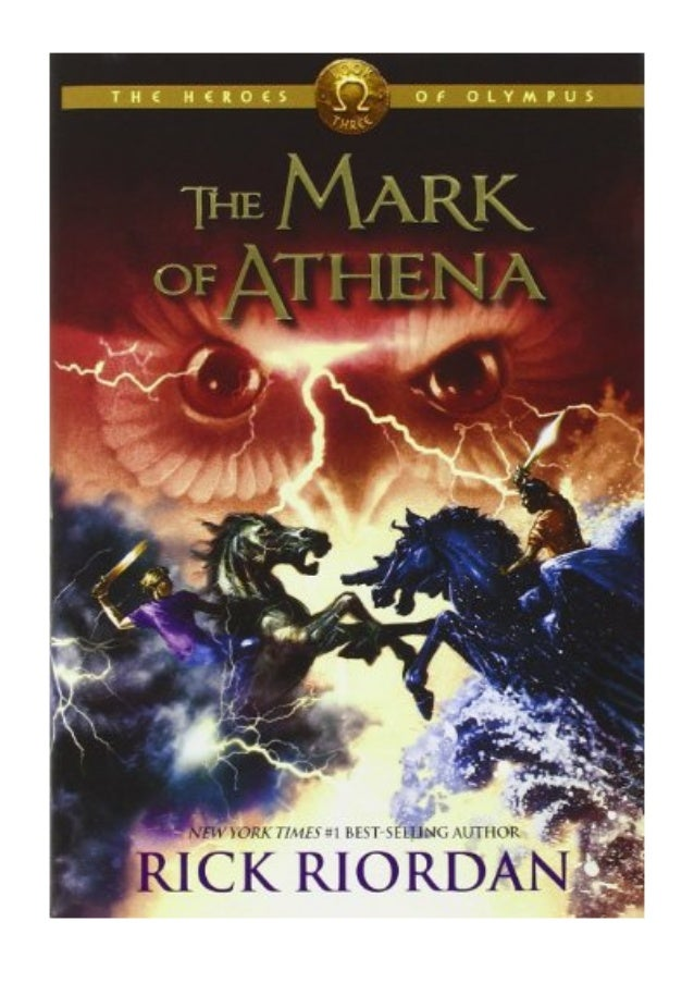 Mark Of Athena Pdf Full