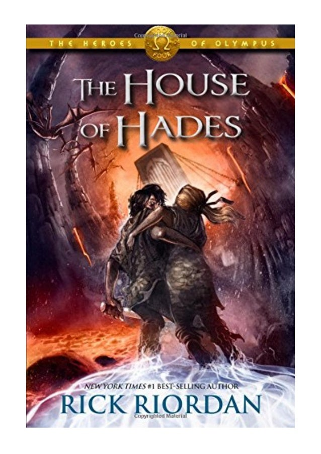 Heroes Of Olympus The House Of Hades Pdf