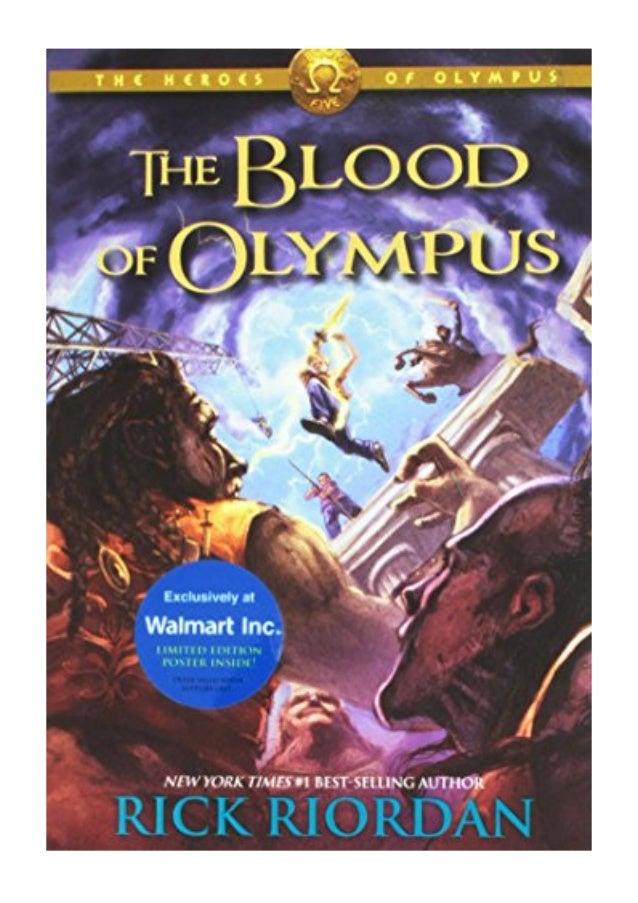 The Blood Of Olympus Pdf Rick Riordan The Heroes Of Olympus