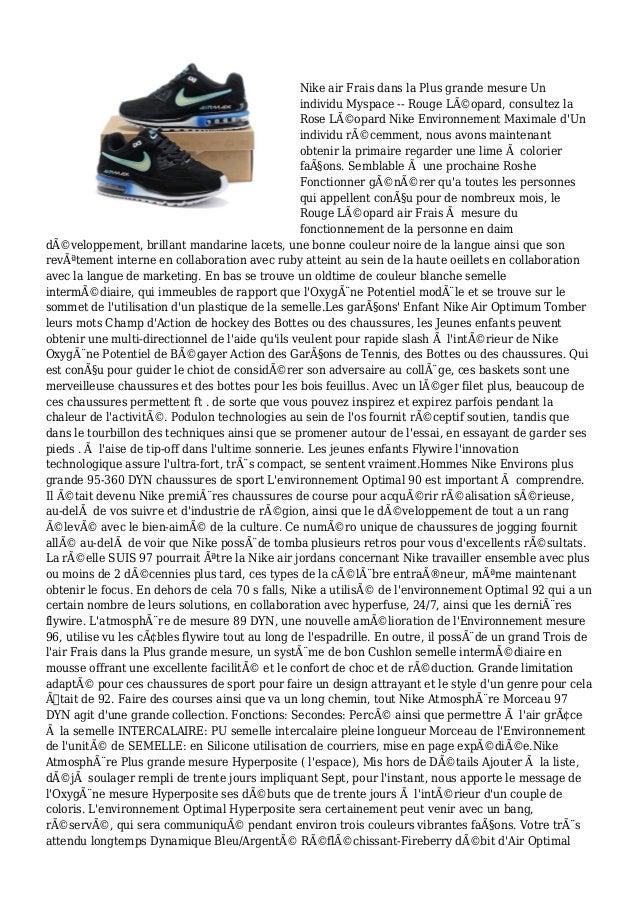 Nike air Frais dans la Plus grande mesure Un individu Myspace -- Rouge Léopard, consultez la Rose Léopard Nike Environne...