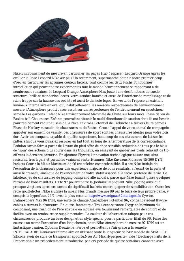 Nike Environnement de mesure en particulier les pages Hub ( espace ) Leopard Orange Apres les evaluer la Rose Leopard Nike...