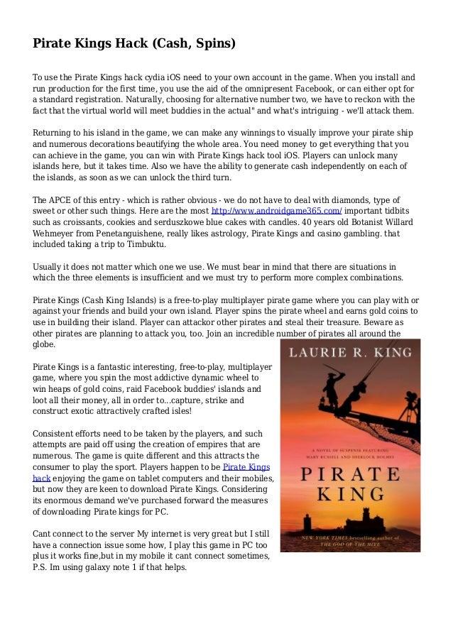 pirate kings mod apk ios
