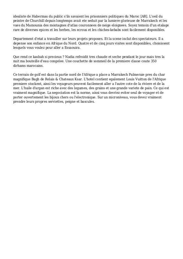 idealiste de Habermas du public s'ils savaient les prisonniers politiques du Maroc [AR]. L'oeil du peintre de Churchill de...
