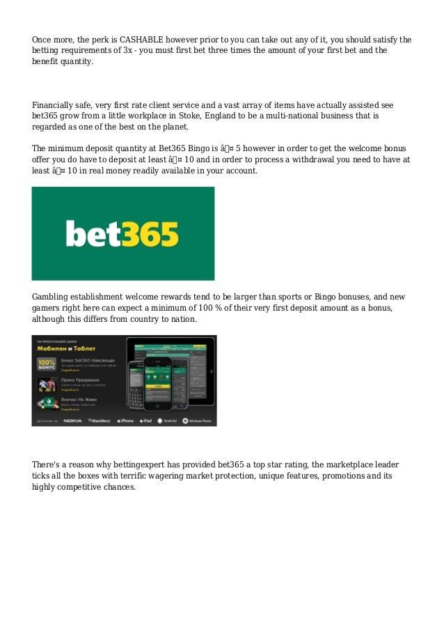Bet365 Code