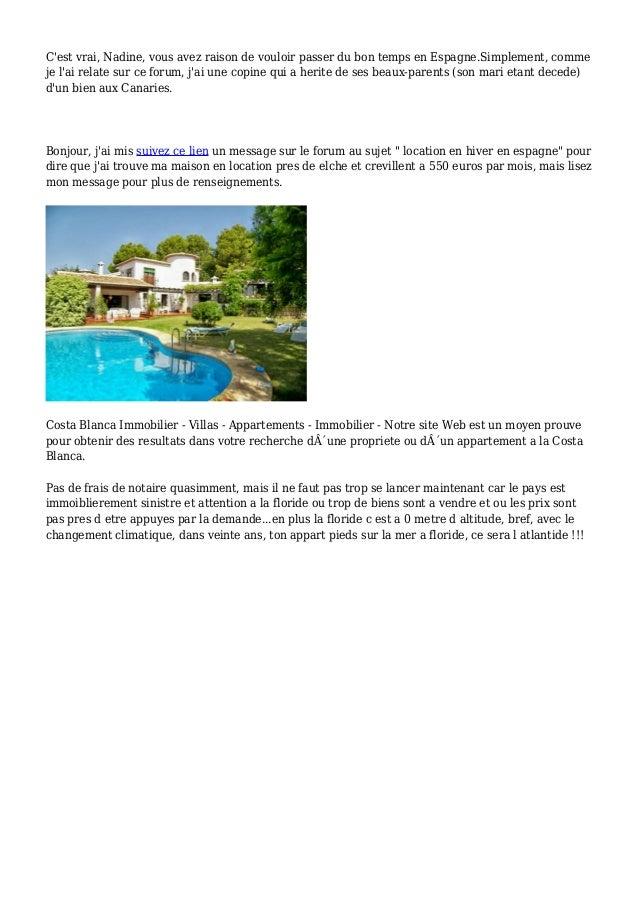 Location appartement espagne costa brava particulier - Les luxueux appartements serrano cero madrid ...