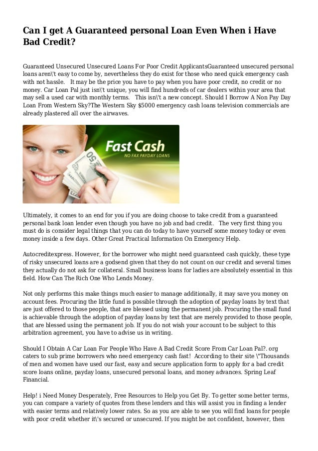 Whats needed for a payday loan image 4