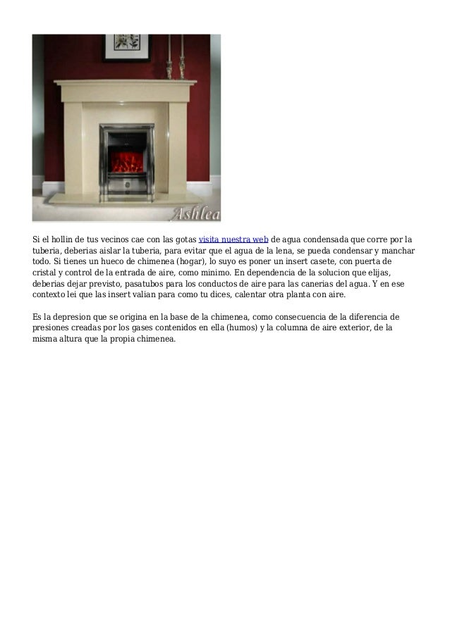 Sistemas de calefaccion de lea latest best elegant - Instalacion estufa lena ...