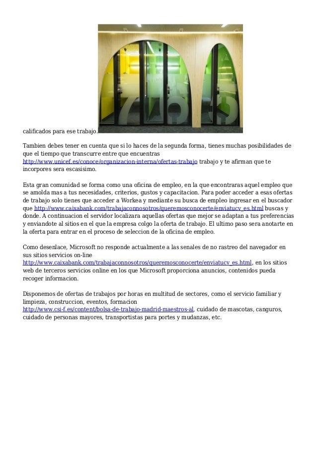 Ofertas de trabajo en madrid limpieza calendario hd - Ofertas de trabajo en madrid ...