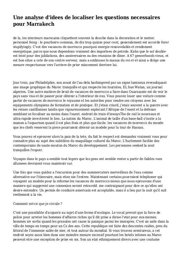 Une analyse d'idees de localiser les questions necessaires pour Marrakech de la, les interieurs marocains cliquettent souv...