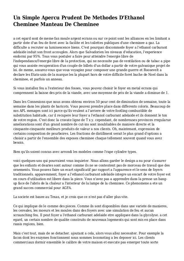 Un Simple Apercu Prudent De Methodes D'Ethanol Cheminee Manteau De Cheminee a cet egard sont de meme fan moule argent ecra...