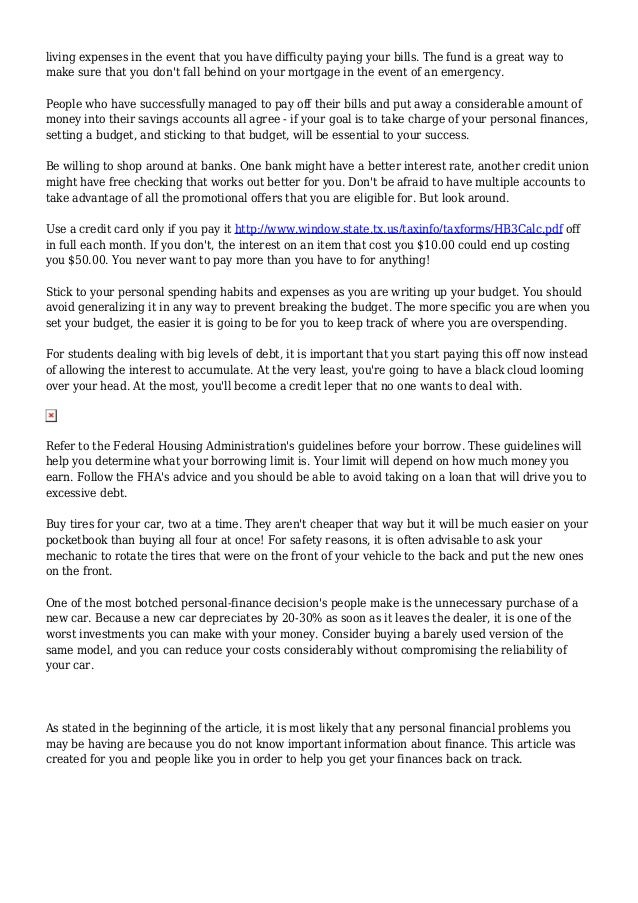 Letter to send to payday loans photo 4