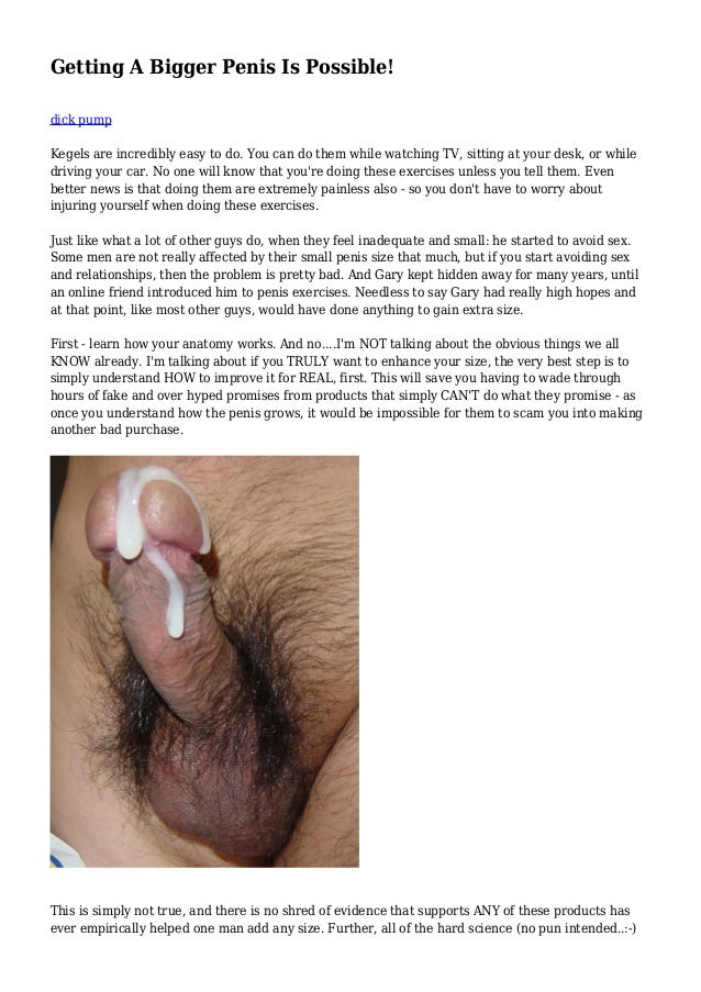 Bad news men, your penis can actually shrink in size