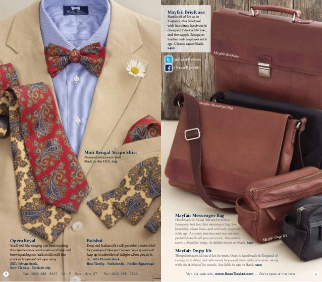 beau ties ltd back to school catalog 2013
