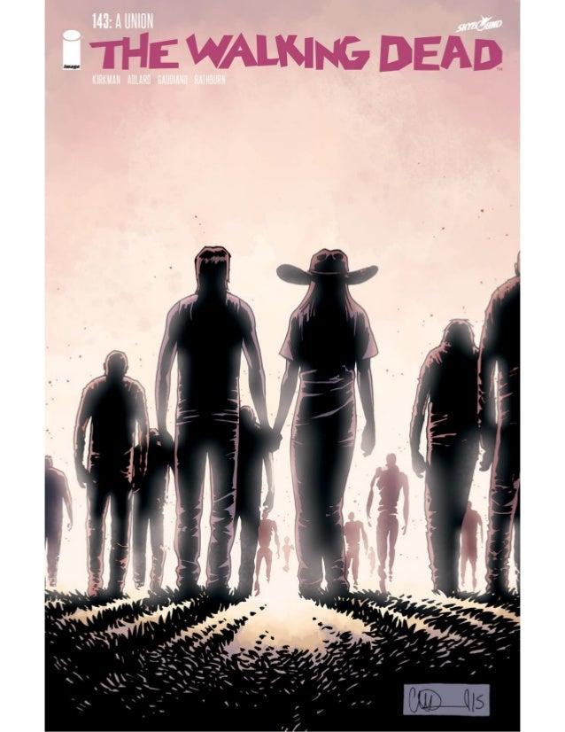 THE WALKING DEAD HQ143