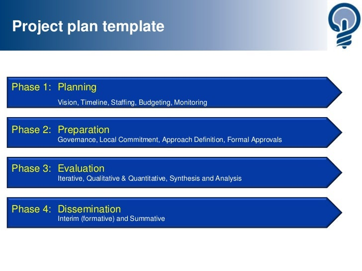 dissemination plan template - a framework for health it evaluation