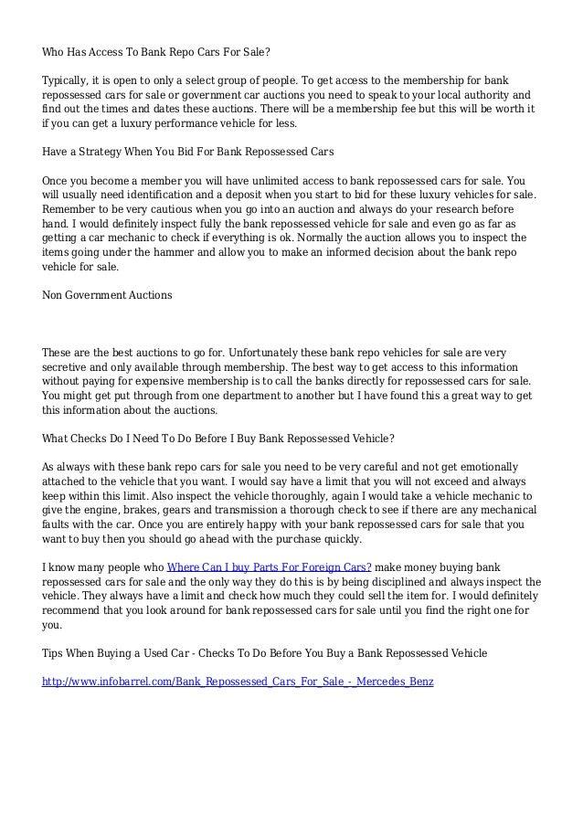 bank repossessed cars for sale 2012 2013 mercedes benz. Black Bedroom Furniture Sets. Home Design Ideas