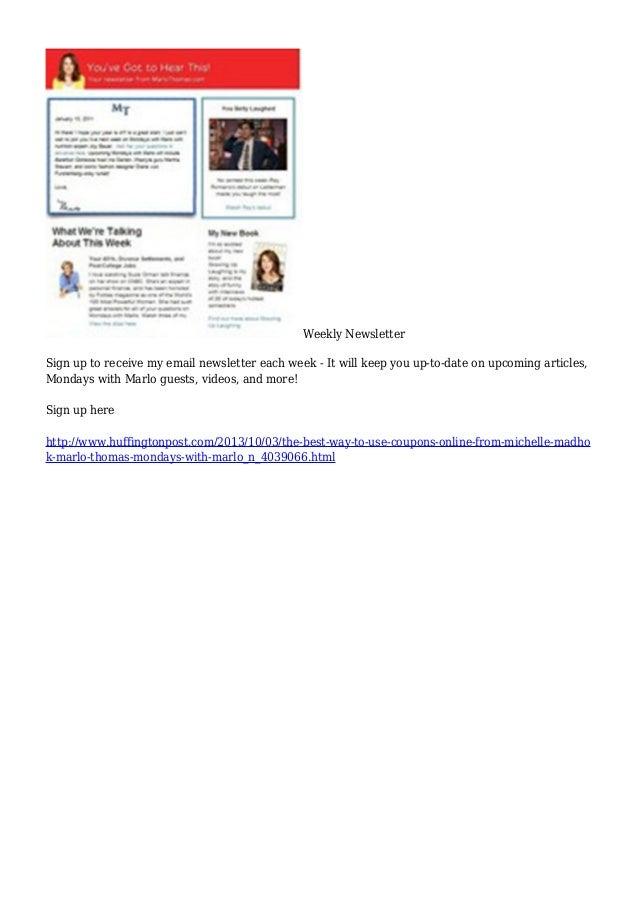 Best coupon user forum