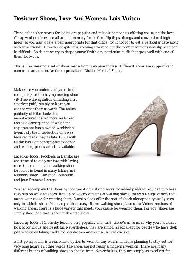 online designer shoe stores