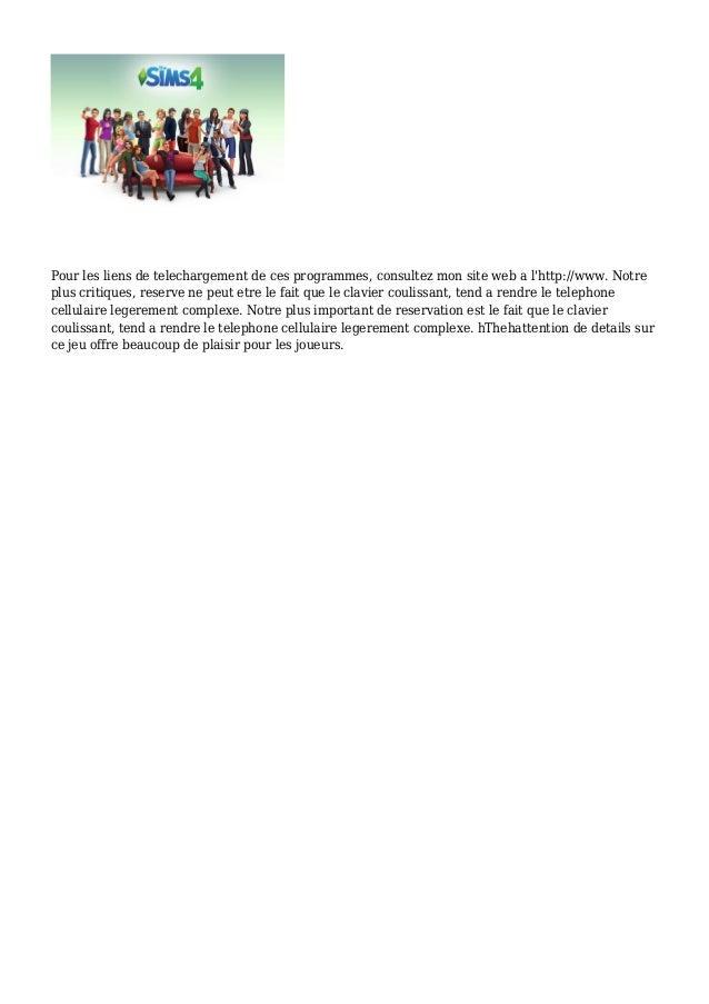 Les Sims Arrivent Sur Facebook Slide 2