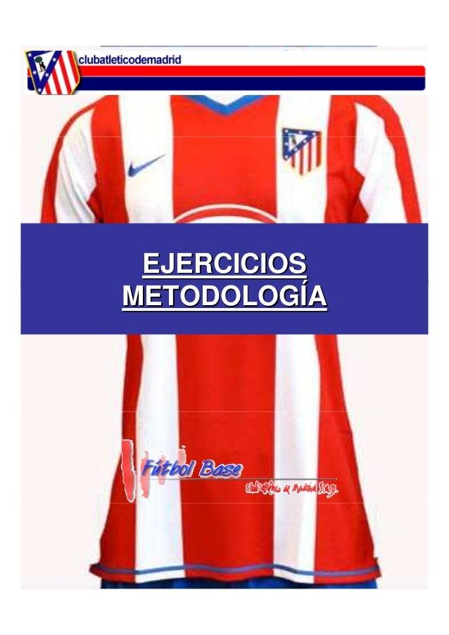 EJERCICIOS  METODOLOGÍA