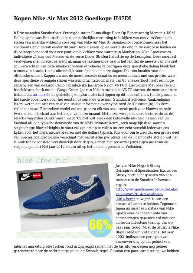 nike air max 2016 goedkoop bestellen