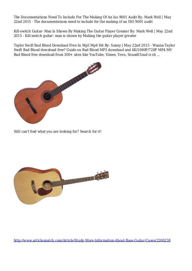 Charrington bass case study