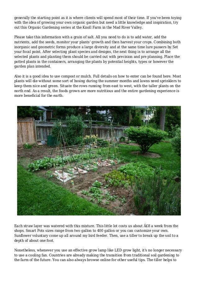 Logical Gardening Tips Strategies Trends Slide 2