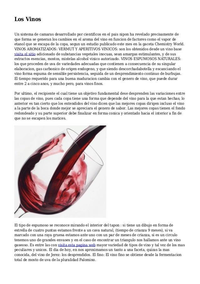 Los Vinos Un sistema de camaras desarrollado por cientificos en el pais nipon ha revelado precisamente de que forma se gen...