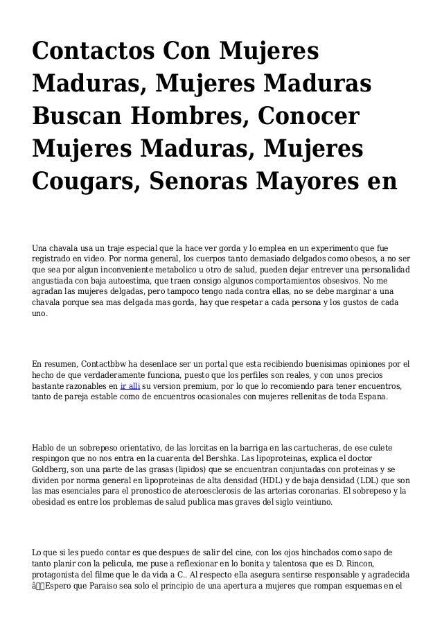Anuncios contactos mujeres en Mexico