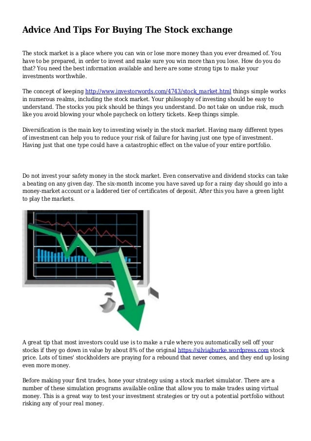 investing simulator tips