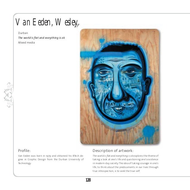 Van Schalkwyk, LyleJohannesburgBlou van onse hemelOil on canvasProfile:Van Schalkwyk was born in 1974 and studied BA(FA) a...