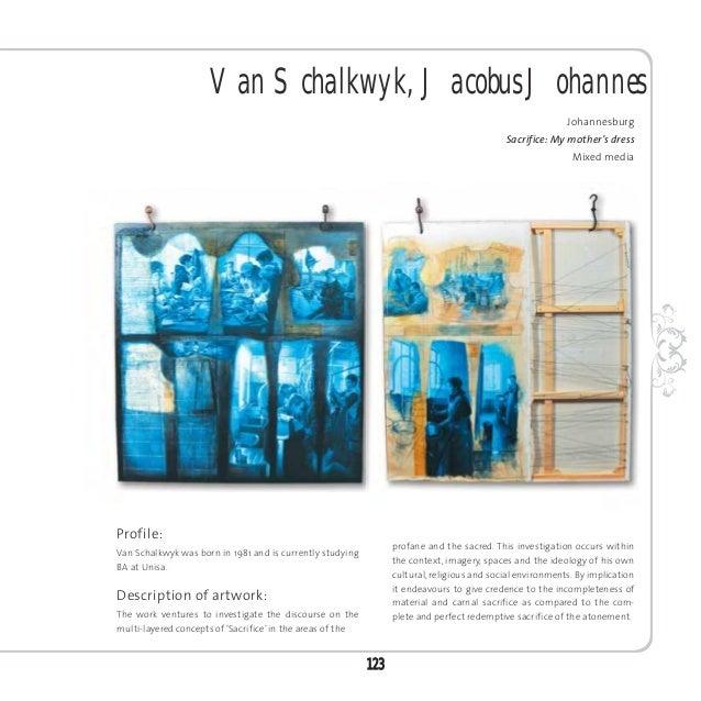 Whitehead, Johanna Jacoba (Hanje)JohannesburgDie Judasbok/The Judas goatMixed media installation85 cm x 190 cm x 134 cmPro...