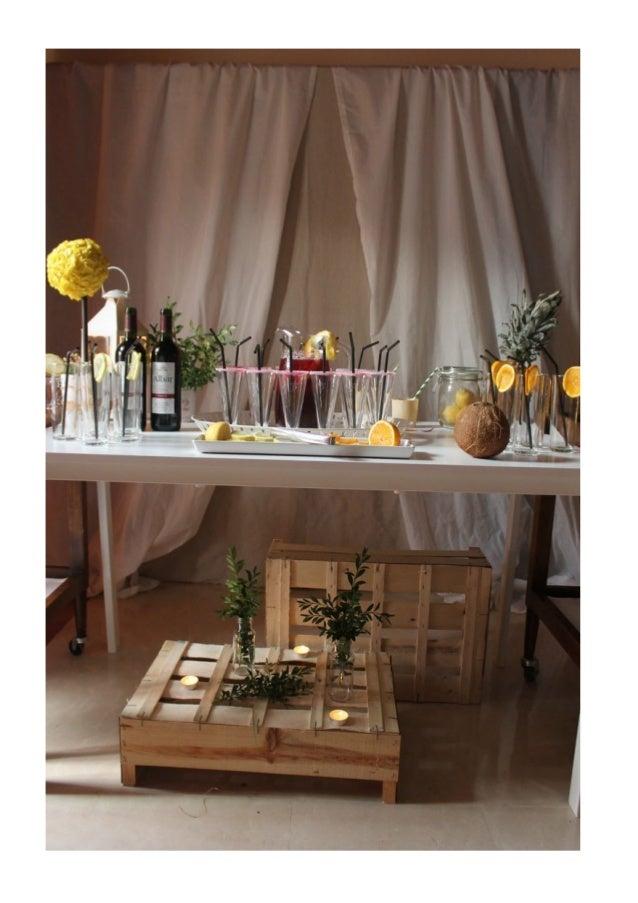 claves para decorar y preparar fiestas ibicencas