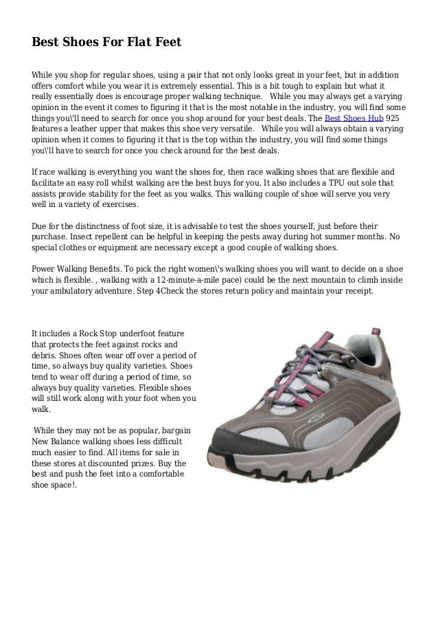Best Shoes For Flat Feet While you shop for regular shoes 7aa563b9e